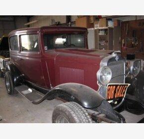 1931 Chevrolet Other Chevrolet Models for sale 101053061