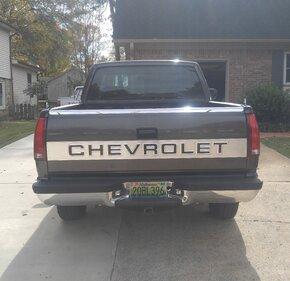1992 Chevrolet Silverado 1500 2WD Regular Cab for sale 101053122