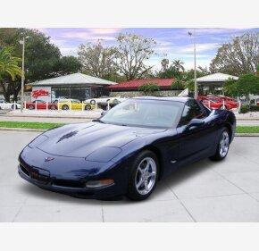 2001 Chevrolet Corvette Coupe for sale 101053257
