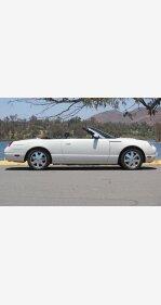 2002 Ford Thunderbird for sale 101053294