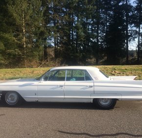 1962 Cadillac Fleetwood Coupe for sale 101053340