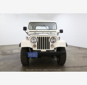 1978 Jeep CJ-7 for sale 101053698