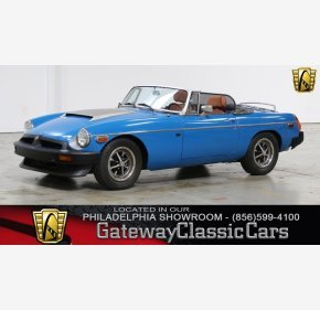 1977 MG MGB for sale 101053732