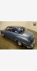 1951 Plymouth Cranbrook for sale 101053748