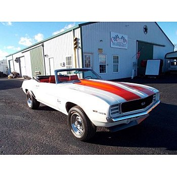 1969 Chevrolet Camaro for sale 101053796