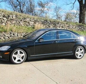 2007 Mercedes-Benz S550 for sale 101054184