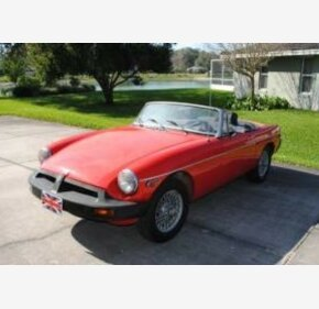 1977 MG MGB for sale 101054234