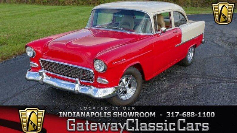 1955 Chevrolet Bel Air Classics for Sale - Classics on Autotrader