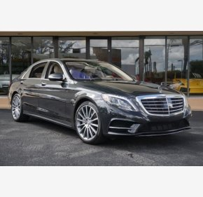 2015 Mercedes-Benz S550 Sedan for sale 101054321