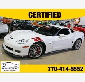 2007 Chevrolet Corvette Z06 Coupe for sale 101054334