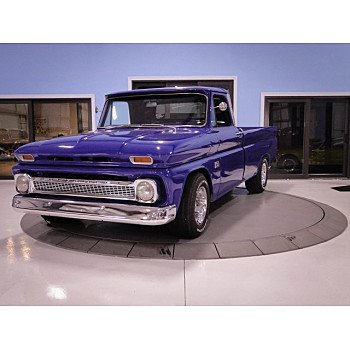 1966 Chevrolet C/K Truck for sale 101054841
