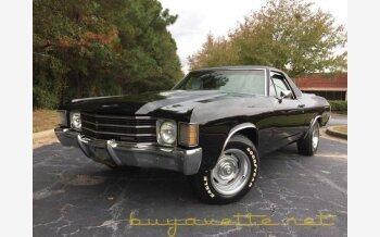 1972 Chevrolet El Camino for sale 101055207