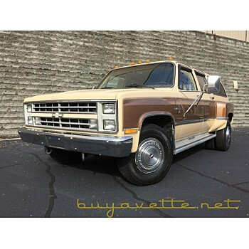 1986 Chevrolet Suburban 2WD 2500 for sale 101055211