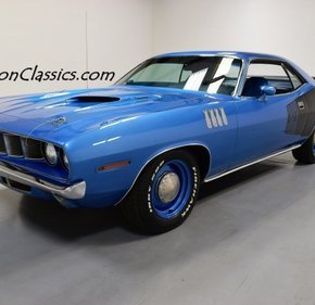 1971 Plymouth CUDA for sale 101055527