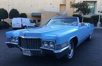 1970 Cadillac De Ville Coupe for sale 101055630