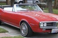1967 Pontiac Firebird Convertible for sale 101055780