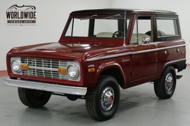 1970 ford bronco classics for sale classics on autotrader1970 Ford Bronco Lifted #16