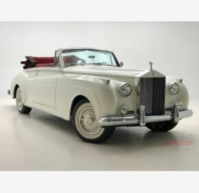 1961 Rolls-Royce Silver Cloud for sale 101055859