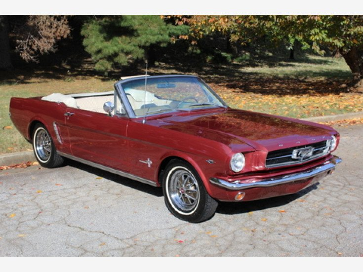 1965 Ford Mustang for sale near Roswell, Georgia 30076 - Classics on