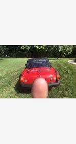 1976 MG MGB for sale 101056285