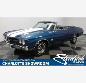 1970 Chevrolet Chevelle for sale 101056369