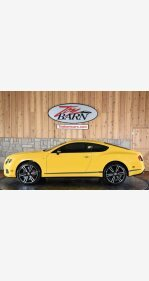 2015 Bentley Continental GT V8 S Coupe for sale 101057334