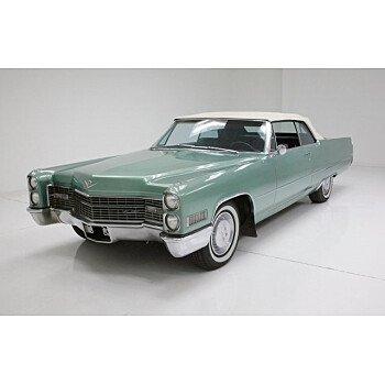 1966 Cadillac De Ville for sale 101057463