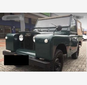 1968 Land Rover Series II for sale 101057559