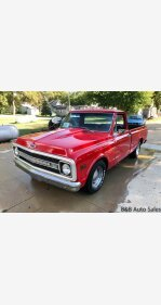 1969 Chevrolet C/K Truck for sale 101057833