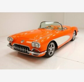 1958 Chevrolet Corvette for sale 101057942