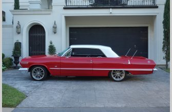 1963 Chevrolet Impala SS for sale 101058346