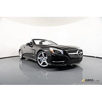 2015 Mercedes-Benz SL550 for sale 101058413