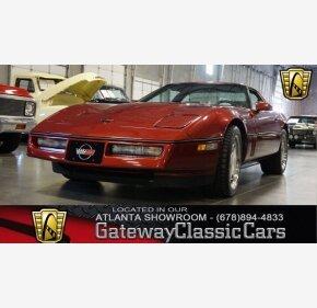 1988 Chevrolet Corvette Coupe for sale 101058438