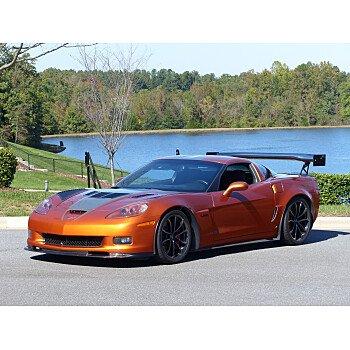 2009 Chevrolet Corvette Z06 Coupe for sale 101058512
