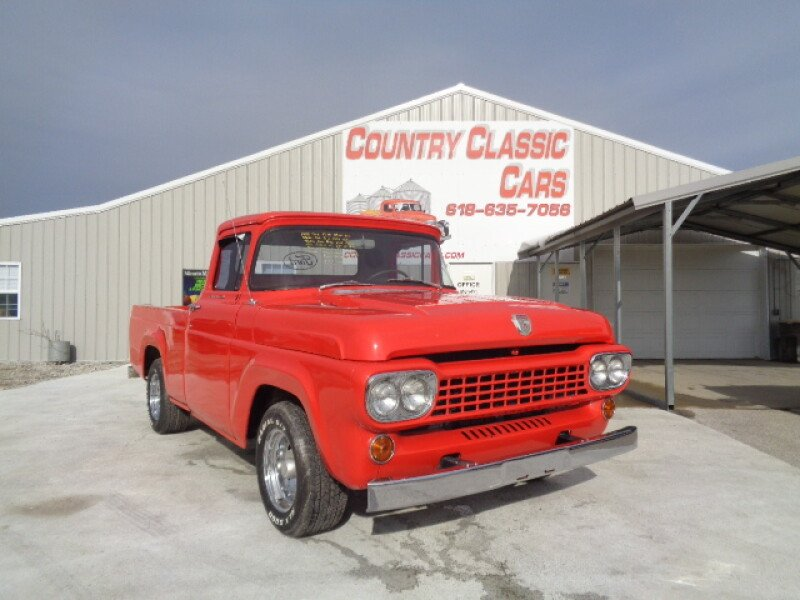 1958 Ford Truck For Sale Craigslist Best Car Update 2019 2020 By