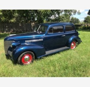 1939 Chevrolet Master Deluxe for sale 101059229