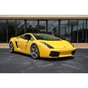 2006 Lamborghini Gallardo for sale 101059725