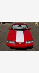 1992 Ford Mustang LX V8 Convertible for sale 101060523