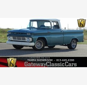 1962 Chevrolet C/K Truck for sale 101060528