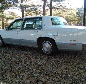 1989 Cadillac De Ville Sedan for sale 101060648
