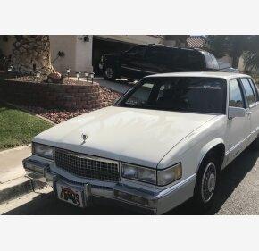 1989 Cadillac De Ville Sedan for sale 101060739