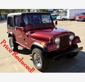 1985 Jeep CJ 7 for sale 101060753