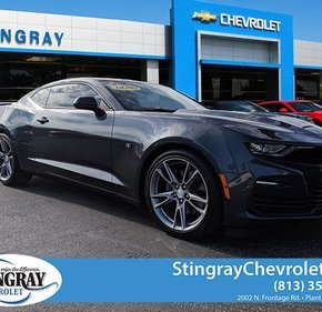 2019 Chevrolet Camaro SS Coupe for sale 101060849