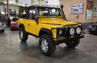 1995 Land Rover Defender 90 for sale 101060883