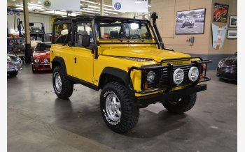 1995 Land Rover Defender 90 for sale 101060883