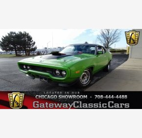 1972 Plymouth Satellite for sale 101061206