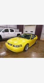 2004 Ford Mustang Convertible for sale 101061338