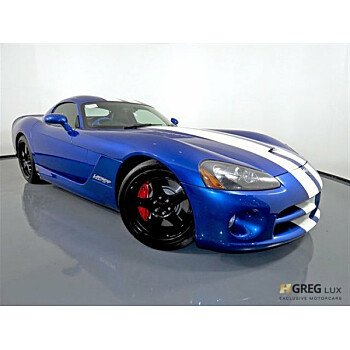 2006 Dodge Viper SRT-10 Coupe for sale 101061582