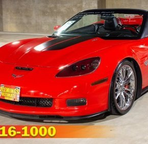 2013 Chevrolet Corvette 427 Convertible for sale 101061636