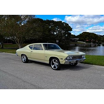 1968 Chevrolet Chevelle for sale 101061649